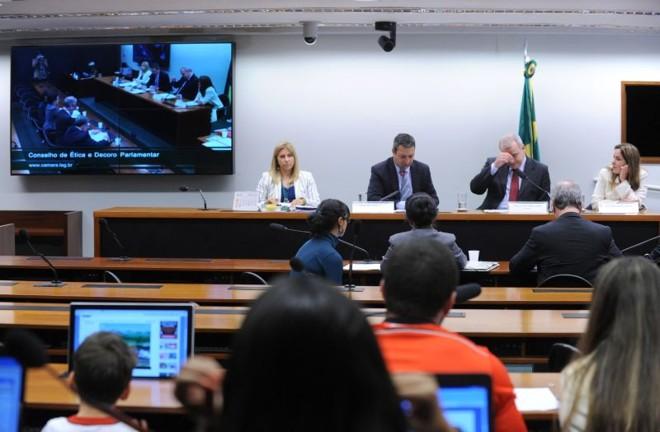 Reunião do Conselho de Ética da Câmara terminou sem depoimentos | Gabriela Korossy/Câmara dos Deputados
