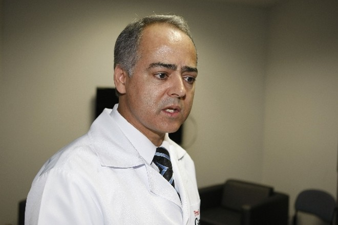 Vereador de Curitiba, Professor Galdino (PSDB)   Henry Milleo/Arquivo/ Gazeta do Povo