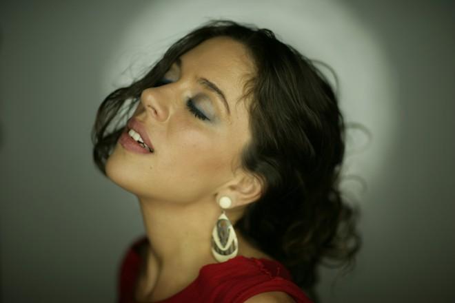 Luisa Maita canta no Samba de Bamba | Divulgação