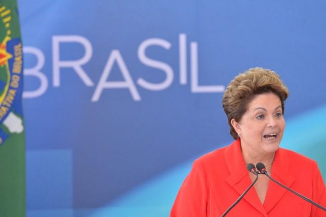 Presidente criticou propostas de adversários | Wilson Dias/Agência Brasil