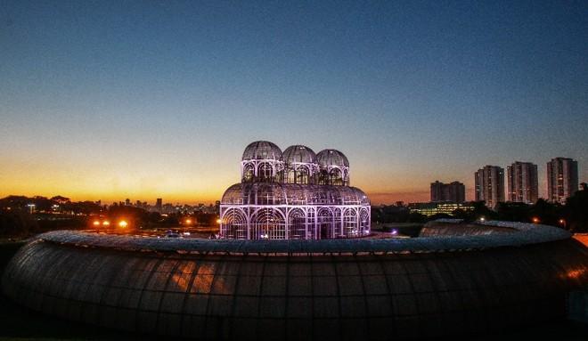 Prefeitura acredita que Copa do Mundo influenciou o desinteresse pela adoção do Jardim Botânico   Daniel Castellano/Gazeta do Povo