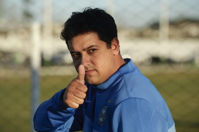 Marquinhos Santos retorna ao clube onde começou a carreira de treinador profissional | Daniel Castellano / Gazeta do Povo