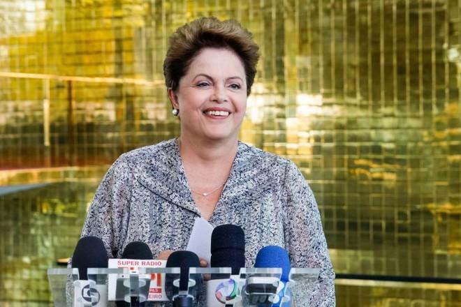 Dilma: vitória contra Pastor Everaldo |