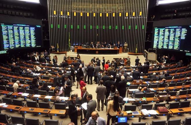 Plenário da Câmara: partidos médios e pequenos devem ter mais importância na nova legislatura | Luis Macedo/ Câmara dos Deputados