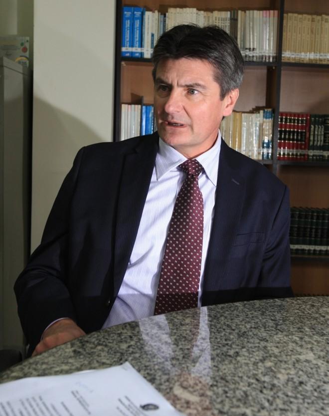 Carlos Vanderlei Muhlstedt: pedido de providências ao CNJ |