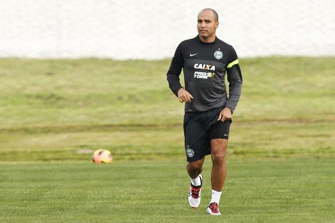 Deivid ganhou o processo que move contra o Coritiba em primeira instância | Marcelo Andrade / Gazeta do Povo