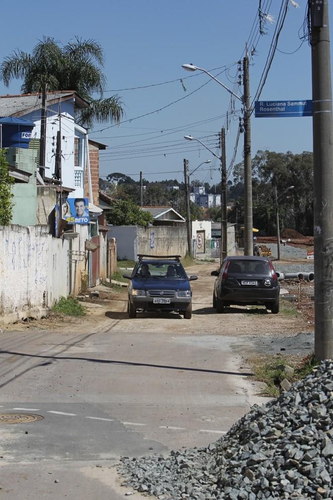 Média nacional de inadimplência do IPTU vai a 50% em algumas cidades: infraestrutura padece | Antônio More/Gazeta do Povo