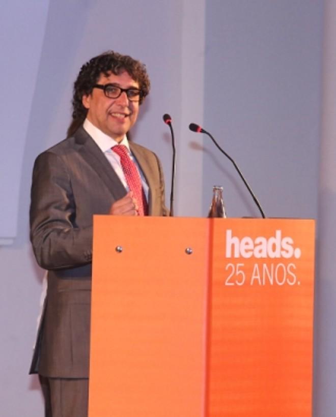 O publicitário Claudio Loureiro, sócio-fundador da agência curitibana |