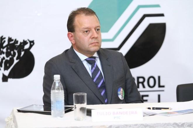 Túlio Bandeira afrontou à Convenção Nacional do PTC, diz o partido | Roberto Custodio / Jornal de Londrina / Agência de Noticias Gazeta do Povo