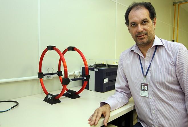 Davi Monteiro, professor da Unila, começou pesquisa em 2012 | Christian Rizzi / Gazeta do Povo