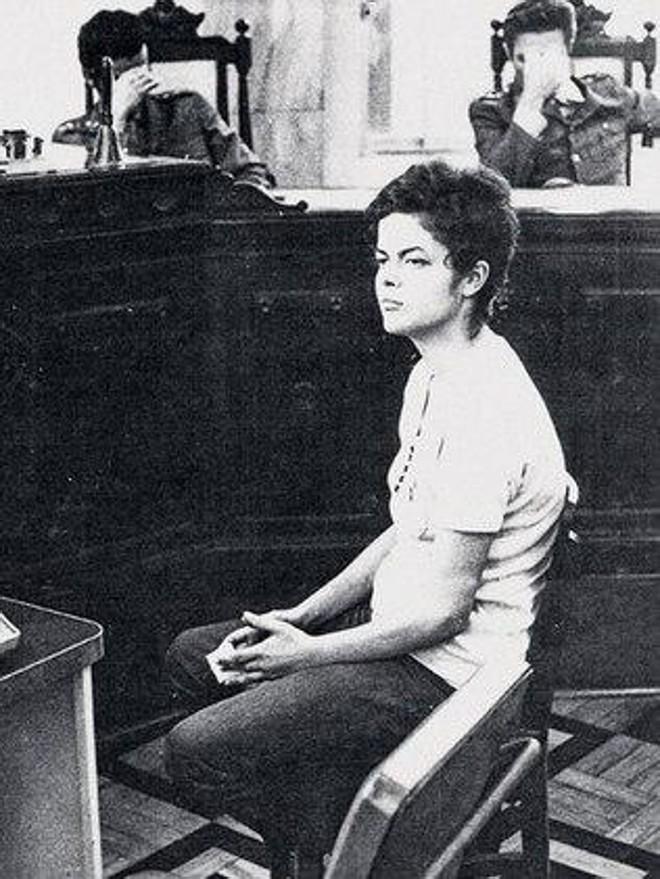 Dilma Rousseff responde a processo na Justiça Militar acusada de crimes contra a Segurança Nacional  