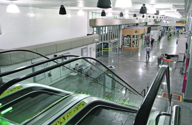 Aeroporto de Foz do Iguaçu é o décimo com maior potencial do país | Christian Rizzi/Gazeta do Povo