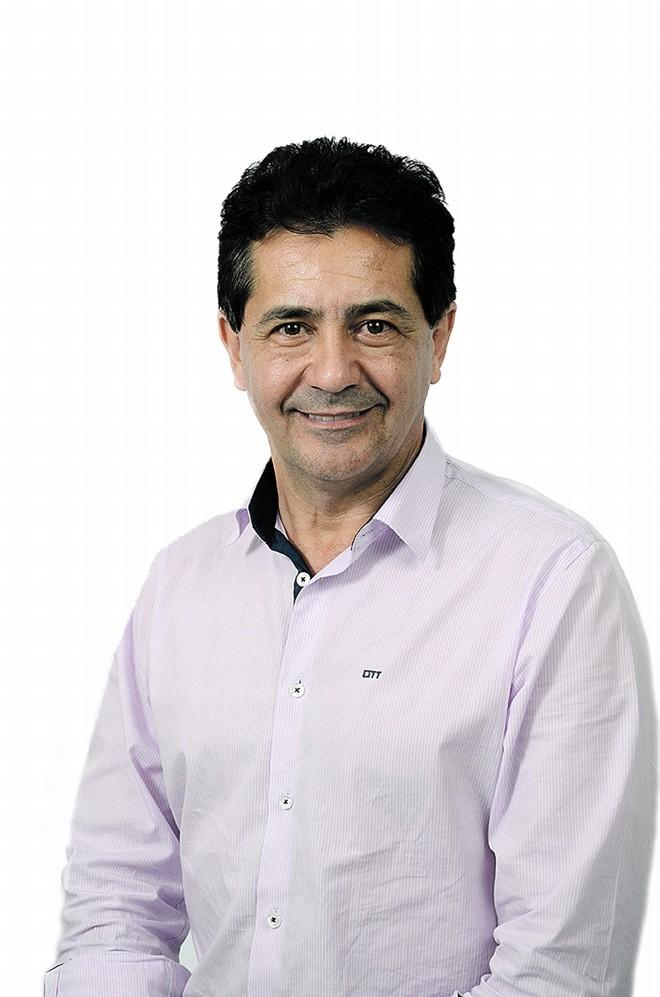Claudio Palozi (PSC), deputado estadual eleito | Divulgação