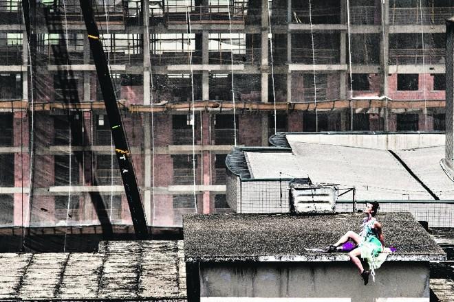 Michelle Pucci: um respiro em meio ao concreto da cidade | Rosano Mauro Jr/ Divulgação
