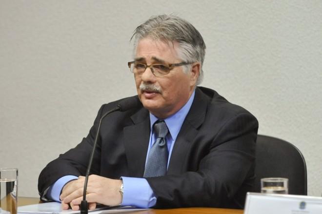 Consenza: em depoimentos da Lava Jato, policiais haviam dito que delatores teriam envolvido o atual diretor da Petrobras no esquema | Marcos Oliveira / Agência Senado