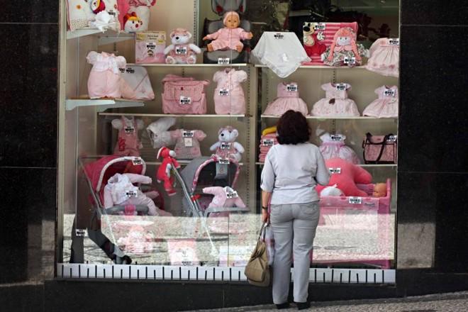 A CNC estima que haverá um aumento de 2,6% nas vendas de Natal sobre 2013   Walter Alves/Gazeta do Povo