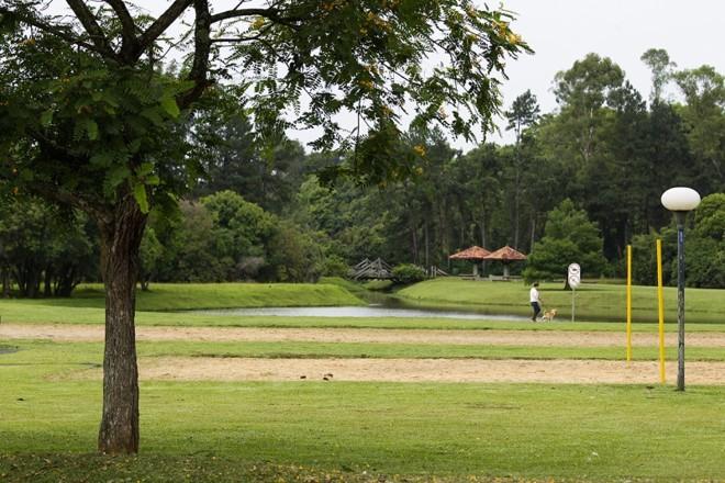 Censo avaliou 18 unidades de conservação de Curitiba, inclusive o Parque Tingui | Daniel Castellano / Gazeta do Povo