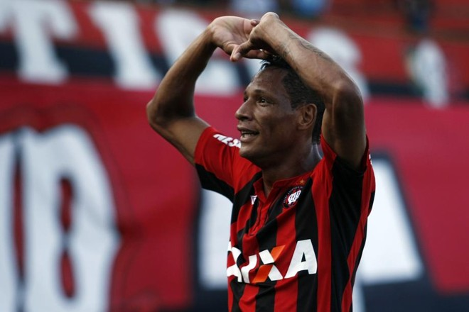 Marcão não será aproveitado pelo Atlético | Henry Milléo / Gazeta do Povo