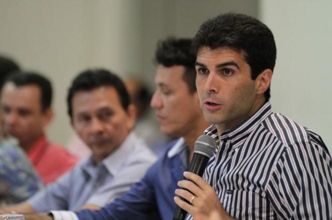 Barbalho: ação de improbidade por gasto da época de prefeito | Marco Santos/PMDB-PA/ Divulgação