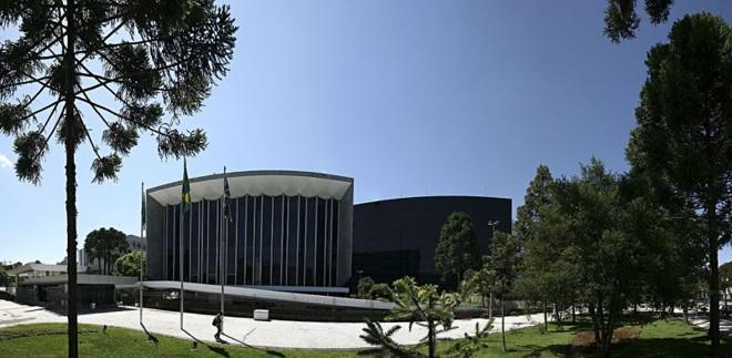 A Assembleia Legislativa do Paraná | Felipe Rosa/ Gazeta do Povo
