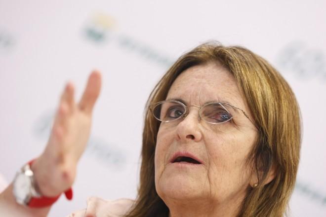 Graça Foster intermediou aprovação da obra de gasoduto que o TCU diz ter tido 1.800% de sobrepreço | Hugo Harada/Gazeta do Povo/Arquivo