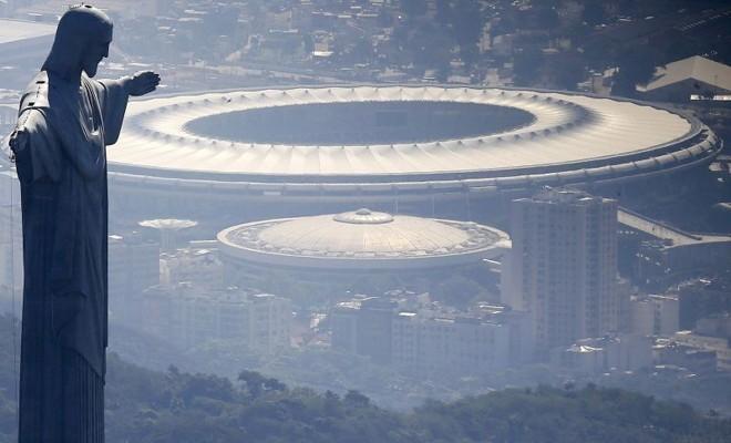 Além do Maracanã, jogos de futebol da Olimpíada do Rio-2016 já incluem estádios de São Paulo, Brasília, Salvador e Belo Horizonte. | Ricardo Moraes/Reuters