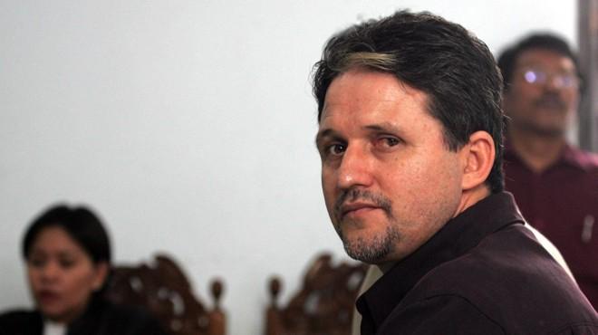O brasileiro Marco Archer Cardoso Moreira, preso há 11 anos, é carioca, tem 53 anos e trabalhava como instrutor de voo livre | REUTERS / Beawiharta