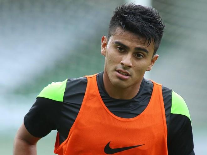 Rafhael Lucas marcou cinco gols  nos cinco jogos iniciais do Campeonato Paranaense de 2015. | Giuliano Gomes/Tribuna do Paraná