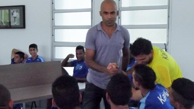 Alexandre Oliveira voltou ao Londrina, dessa vez para atuar nos bastidores. | Pedro Rampazzo/Londrina EC