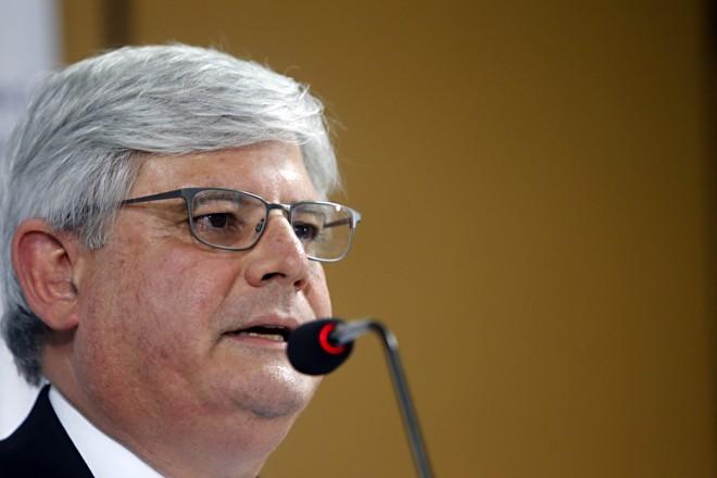 Rodrigo Janot:ministro da Justiça orientouprocurador-geral da República a aumentar segurança pessoal | Albari Rosa/Gazeta do Povo