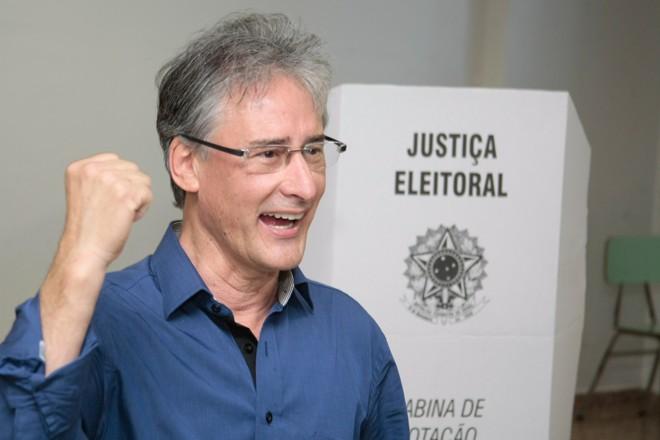 Oprefeito de Cascavel, Edgar Bueno | Cesar Machado / Vale Press