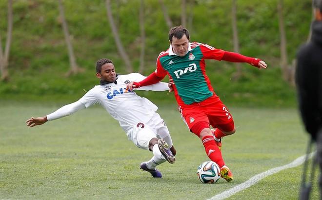 Deivid estará em ação pelo Atlético no retorno do time principal à disputa do Campeonato Paranaense. | Divulgação/Dínamo de Moscou