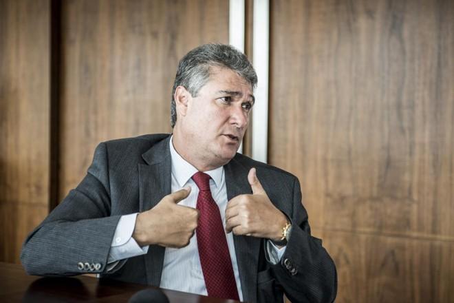 O secretário da Fazenda, Mauro Ricardo Costa | Henry Milléo/Gazeta do Povo