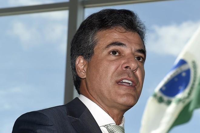 Richa: remanejamento de R$ 559 milhões de fundos especiais. | Ricardo Almeida/ANPr