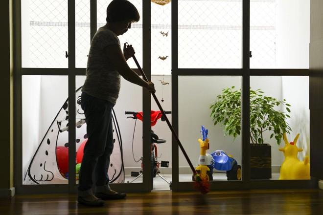 Regulamentação da PEC das Domésticas volta agora para o Senado, que pode modificar novamente o texto. | Henry Milleo/Gazeta do Povo