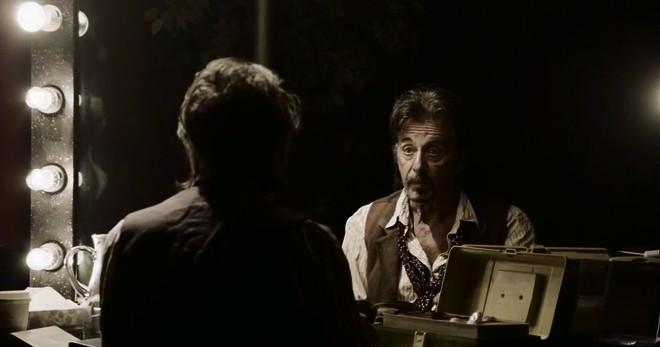 Ao contrário de Simon Axler, o personagem de O Último Ato, Al Pacino não perdeu a habili-dade de interpretar.   Divulgação