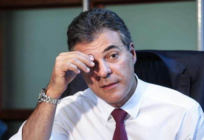Se as eleições fossem hoje, o governador Beto Richa correria sério risco de não se reeleger – ao menos no primeiro turno | Daniel Castellano/Gazeta do Povo