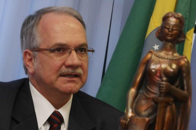 Luiz Edson Fachin diz que poderá contribuir no STF principalmente em sua área de atuação, o Direito Privado Constitucional. | WENDERSON ARAUJO/WENDERSON ARAUJO