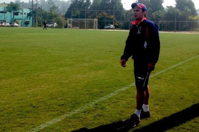 Paraná terá Fernando Miguel como técnico interino.   Divulgação/Paraná Clube