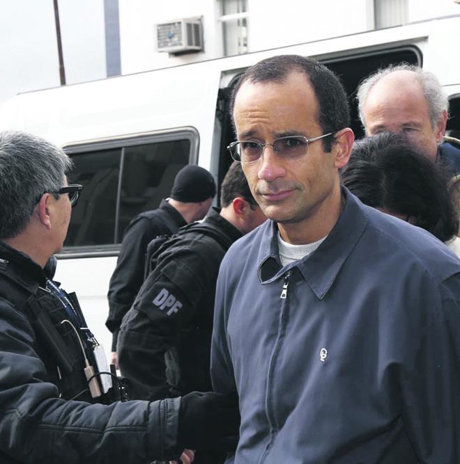 Marcelo Odebrecht: presidente de empresa fez. exames no IML. | Antonio More/Gazeta do Povo