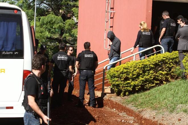 Os afastamentos correspondem a investigados nas duas fases da Operação | Roberto Custódio/Jornal de Londrina