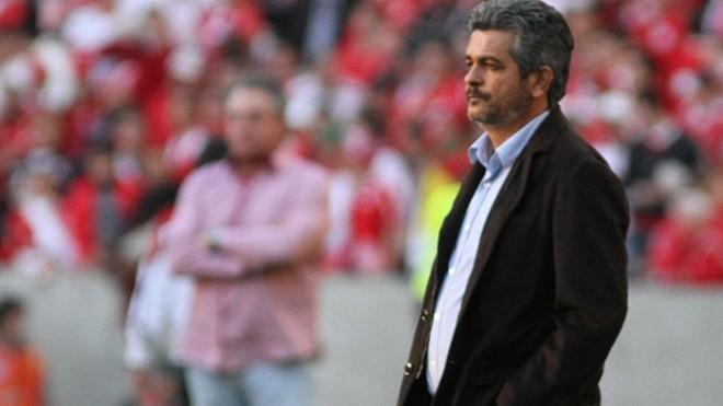 Ney Franco volta ao comando do Coritiba. | Luciano Leon/Raw Image - Folhapress
