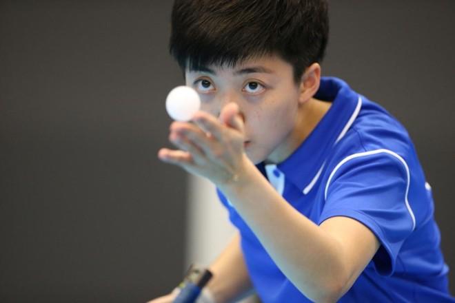 Gui Lin conquista medalha de prata. | Saulo Cruz/Exemplus/COB/Saulo Cruz/Exemplus/COB