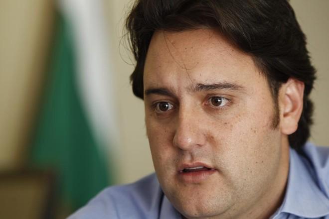 Ratinho Jr. nega a acusação do auditor da Receita. | Daniel Castellano /Gazeta do Povo