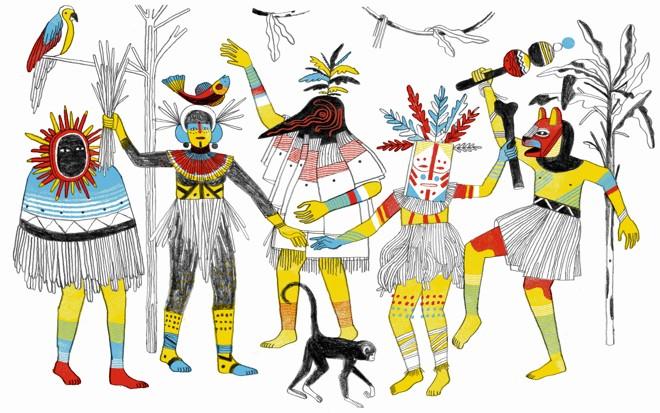   Ilustração Felipe de Lima