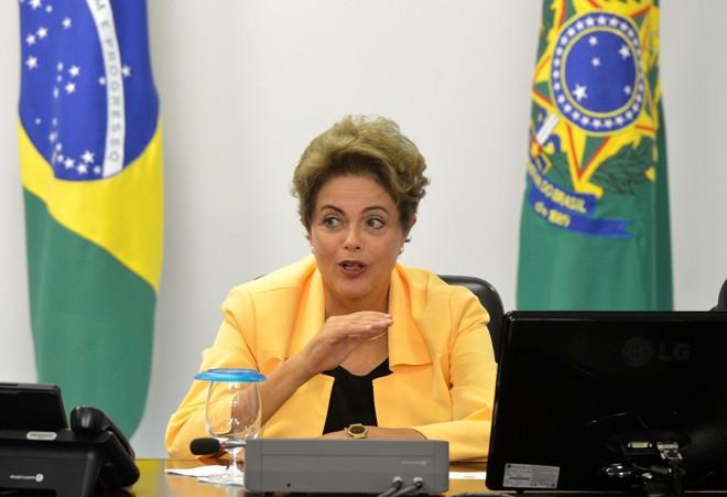 Presidente Dilma Rousseff: apelo ao empresariado. | Wilson Dias/Agência Brasil