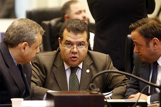 Pastor Edson responde a ação civil pública. | Albari Rosa/Gazeta do Povo