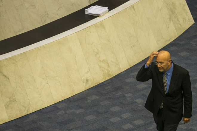 Romanelli, líder do governo na Assembleia | Marcelo Andrade/Gazeta do Povo