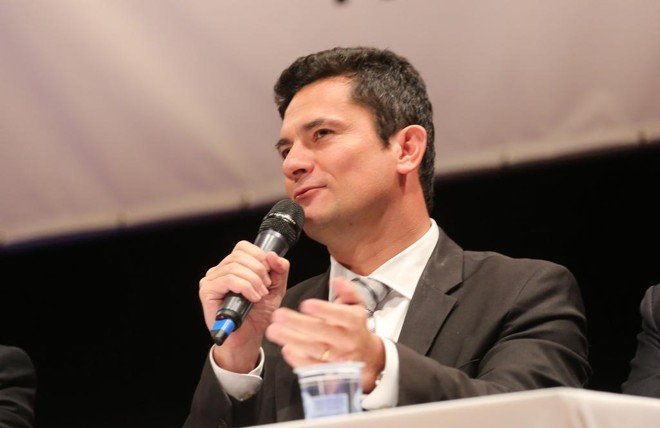 Sergio Moro, juiz responsável pelas ações da Lava Jato.   Pedro Serapio/Gazeta do Povo