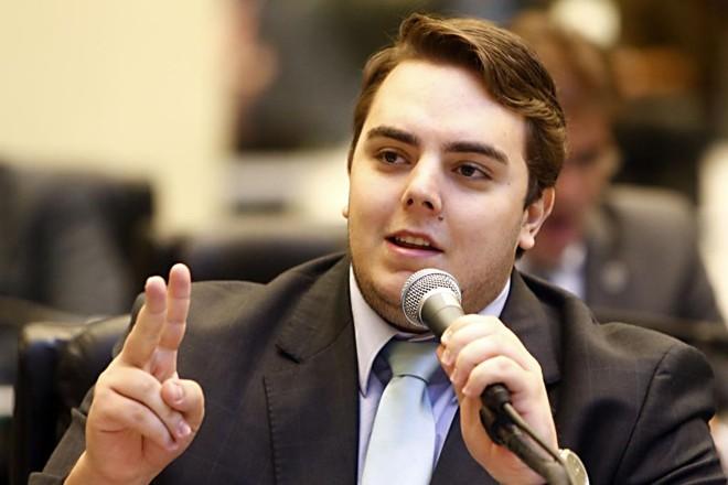 Felipe Francischini, deputado estadual.   Albari Rosa/Gazeta do Povo